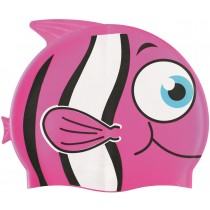 Bonnet silicone animal enfant