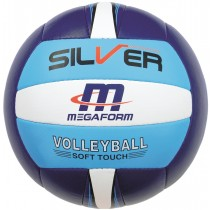 Ballon de volley Megaform silver