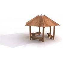 Fire house - petit modèle