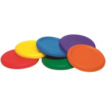 Lot de 6 disques en mousse