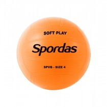 Ballon de volley Spordas Soft Play