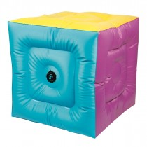 Cube Poull Ball gonflable