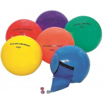 Lot de 6 balles sonores