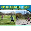 Kit de Pickleball transportable et ajustable