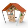 Cabane Hôtel à insectes