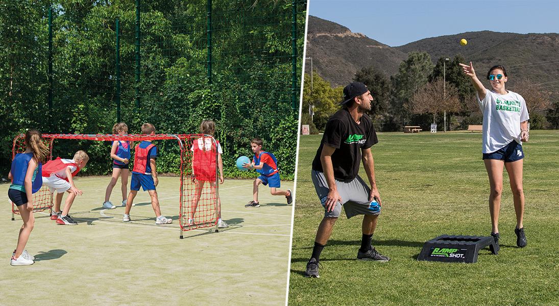 Sports d'extérieur innovants proposés par Idema