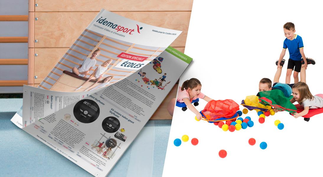 Catalogue Idemasport édition spéciale ECOLES 2020