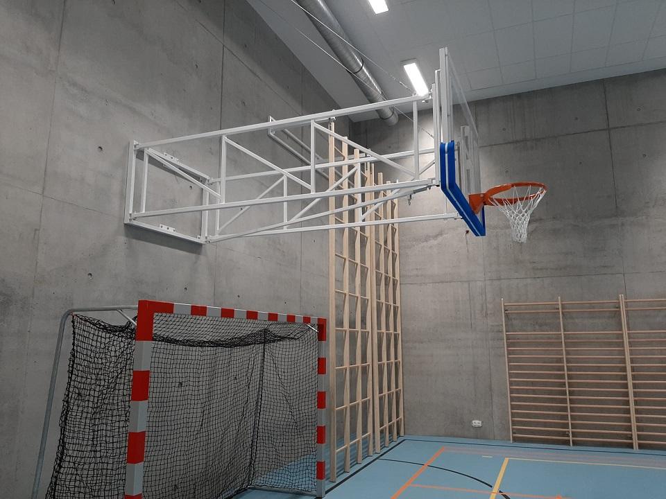 équipements sportifs à Evere