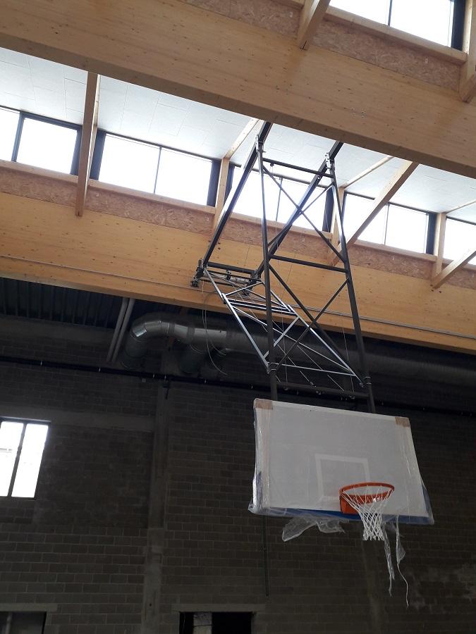 Basketbal uitrusting