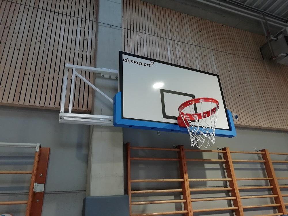 Wandbasketbal