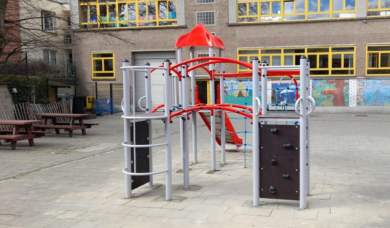 Module de jeux Atlantis pour les écoles primaires
