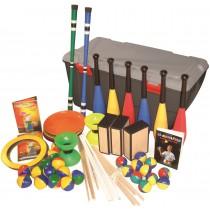 Kit de jonglerie 24 enfants avec malle