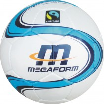 Ballon de football Megaform Fairtrade