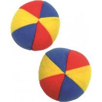 Paire de 2 balles soft