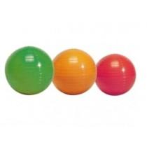 Balle à lancer striée