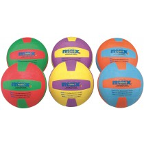 Lot de 6 ballons volley MAX