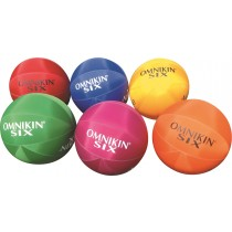 Lot de 6 ballons Omnikin Six - Ouverture large