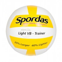 Ballon de volley Spordas Light VB Trainer