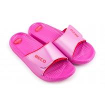 Sandale dame rose