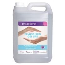 Gel hydroalcoolique pour les mains - bidon 5L