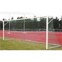 But de football Stade 2 - alu anodisé - entièrement soudés