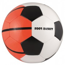 Ballon de jeu foot-basket