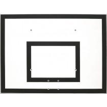 Panneau de basket en matériau composite 120x90x5cm