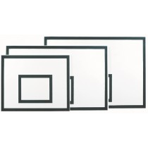 Panneau de basket bois recouvert polyester 120x90x2,4cm