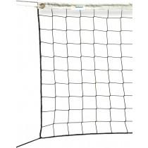 Filet de volley d'entrainement