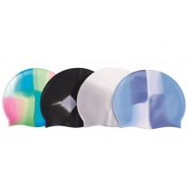 Bonnets silicone adultes multicolores
