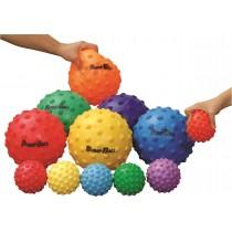 Jeu de 6 ballons tactiles