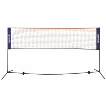 Filet de badminton et de mini-tennis portable