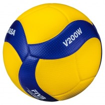 Ballon de volley Mikasa V200W FIVB