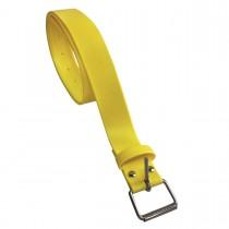 Sangle PVC - 1.25m- jaune