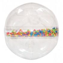 Balle d'activité transparente