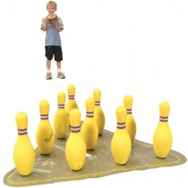 Jeu de bowling en mousse
