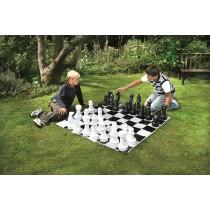 Jeux d'échecs géant