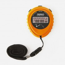 Chronomètre 14 orange
