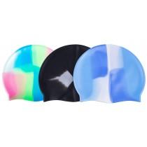 Bonnet silicone adulte multicolore