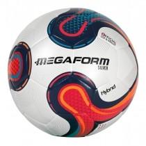 Ballon de football Megaform Silver