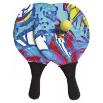 Kit de raquettes en néoprène
