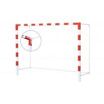 Buts de handball compétition à sceller - 50x50mm