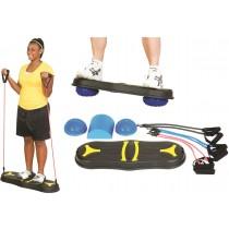 Plateforme d'équilibre et de fitness