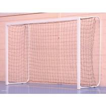 Paire de buts de handball en acier à sceller