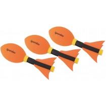 Mini Torpedos - Lot de 3
