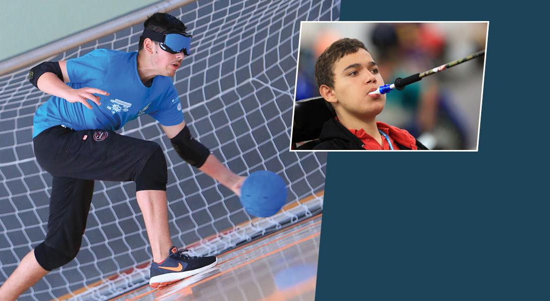 Produits proposés par Idema pour le handisport et le sport adapté