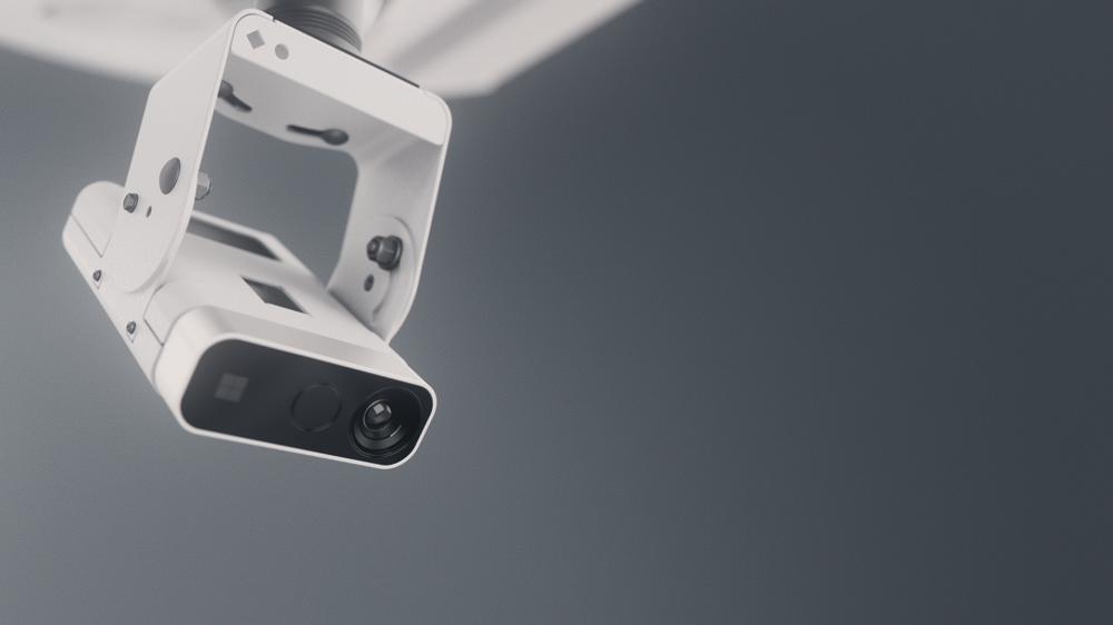 Caméra pour le système Lü V2