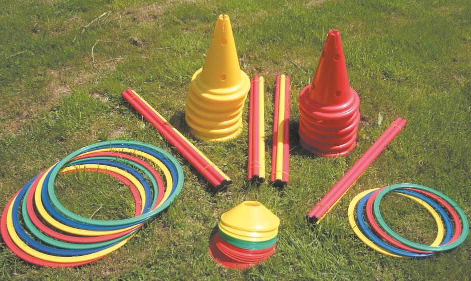 matériel de sport entrainement
