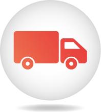 Speciaal transport, de prijs zal in uw winkelmandje berekend worden