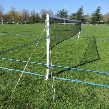 AirBadminton-set voor gras